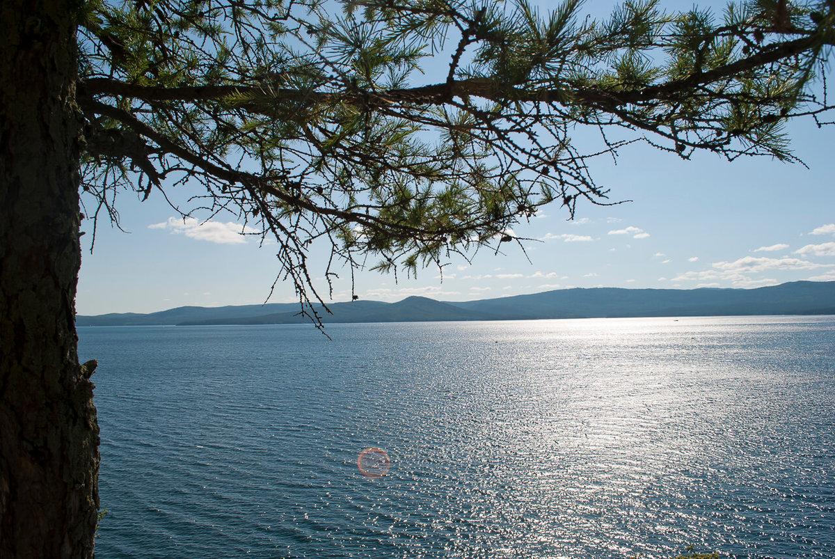 Фотографии челябинских озер