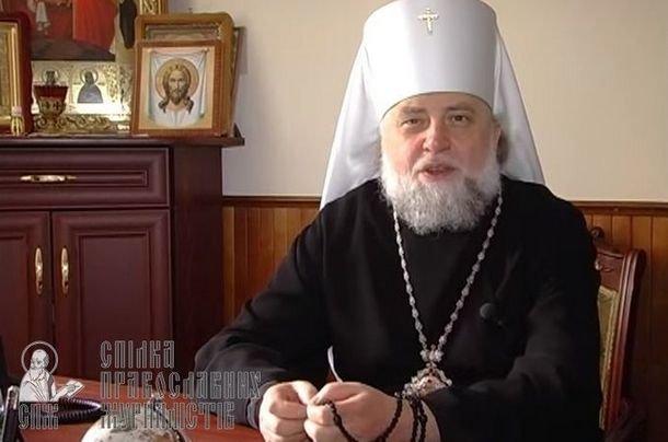 Наместник Свято-Успенской Почаевской лавры митрополит Владимир (Мороз)