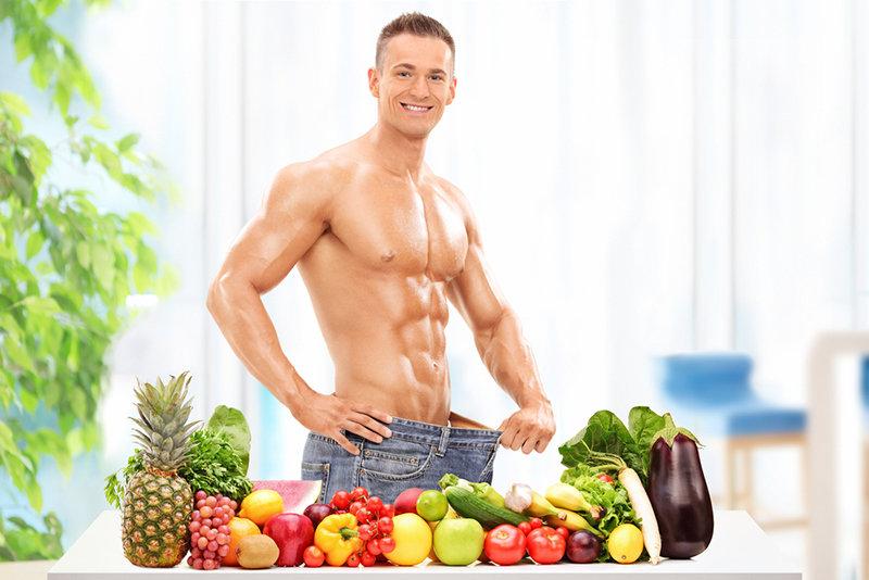 Здоровое Питание Для Похудения Мужчин. Правильное питание для похудения мужчин: правила и приблизительное меню