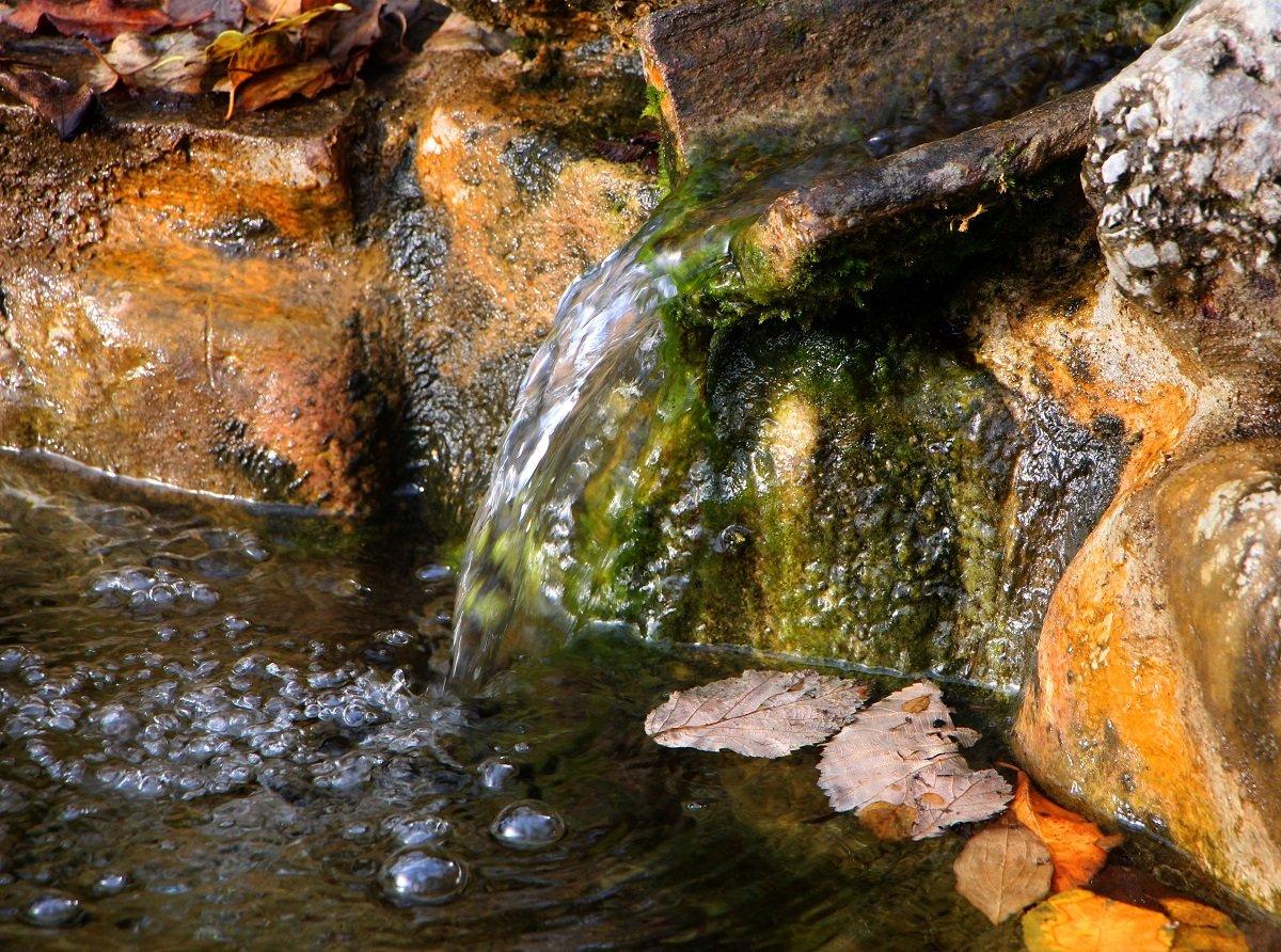 Водный ключ в картинках