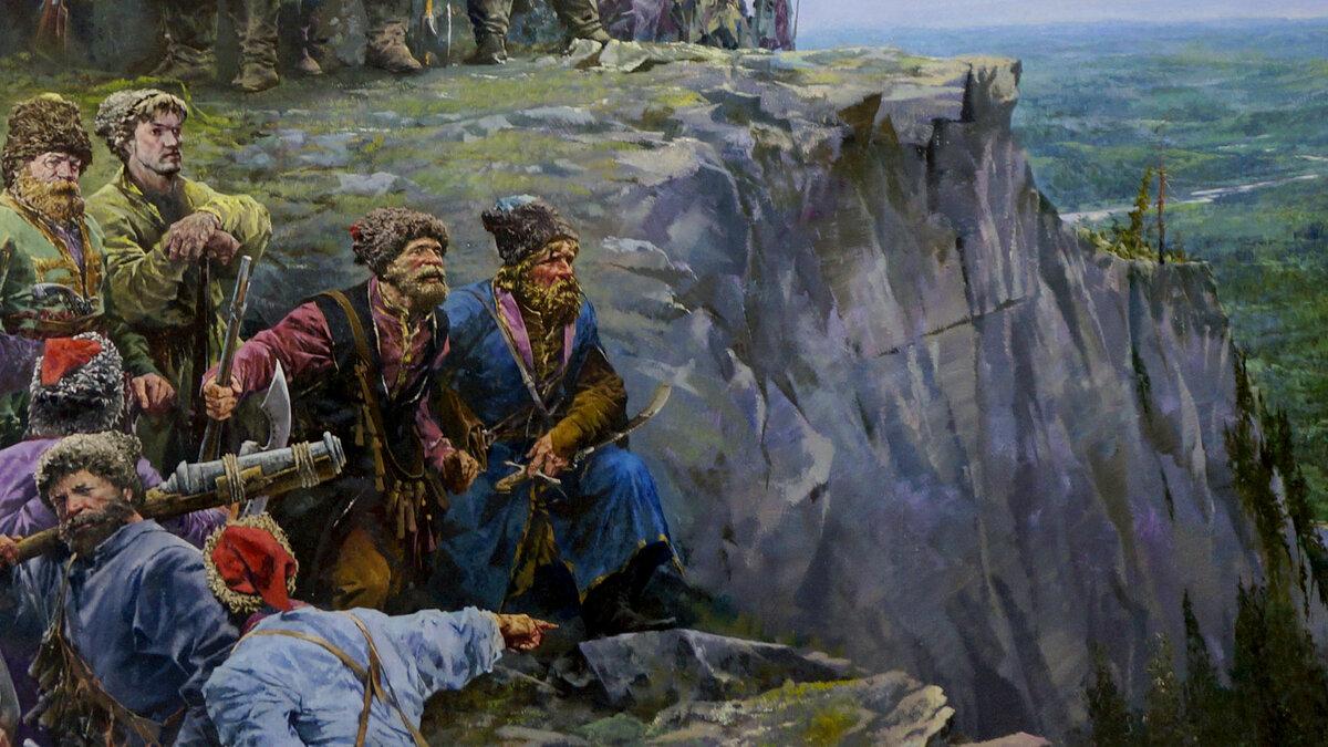 Картинки с сибирскими казаками