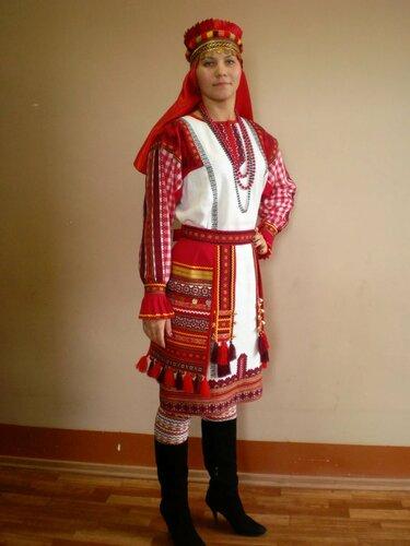 приходилось брать мордовский национальный костюм женский фото многих остаются сей