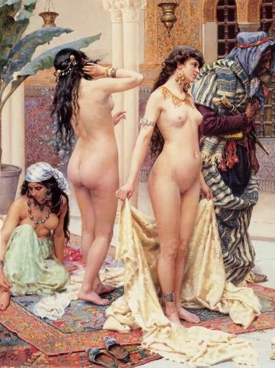arab-naked-art