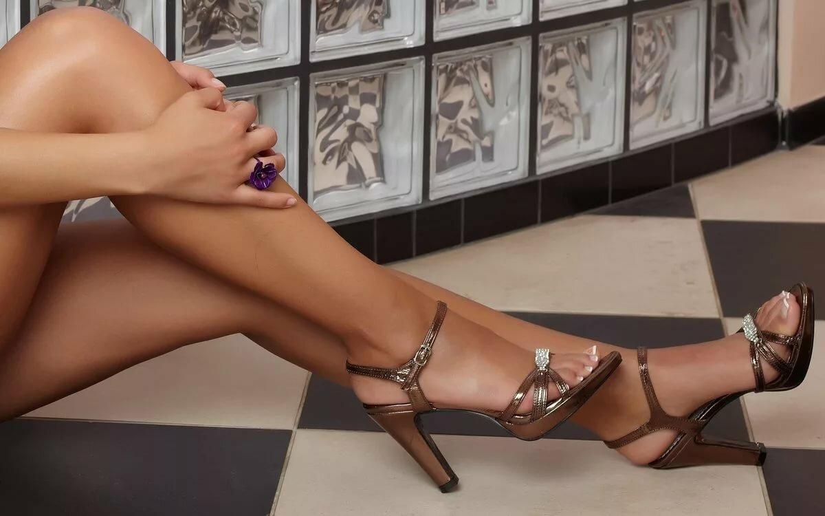 Фетиш лучшие женские ноги более, если