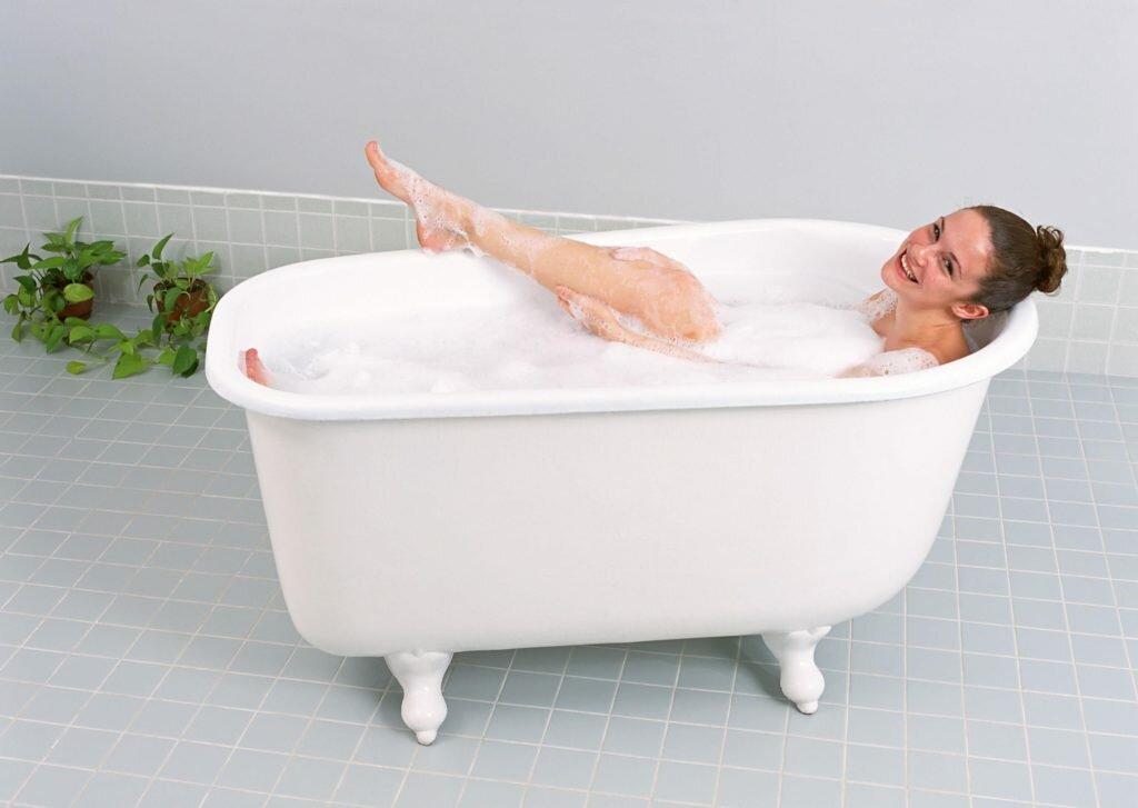 Ванны кто похудел