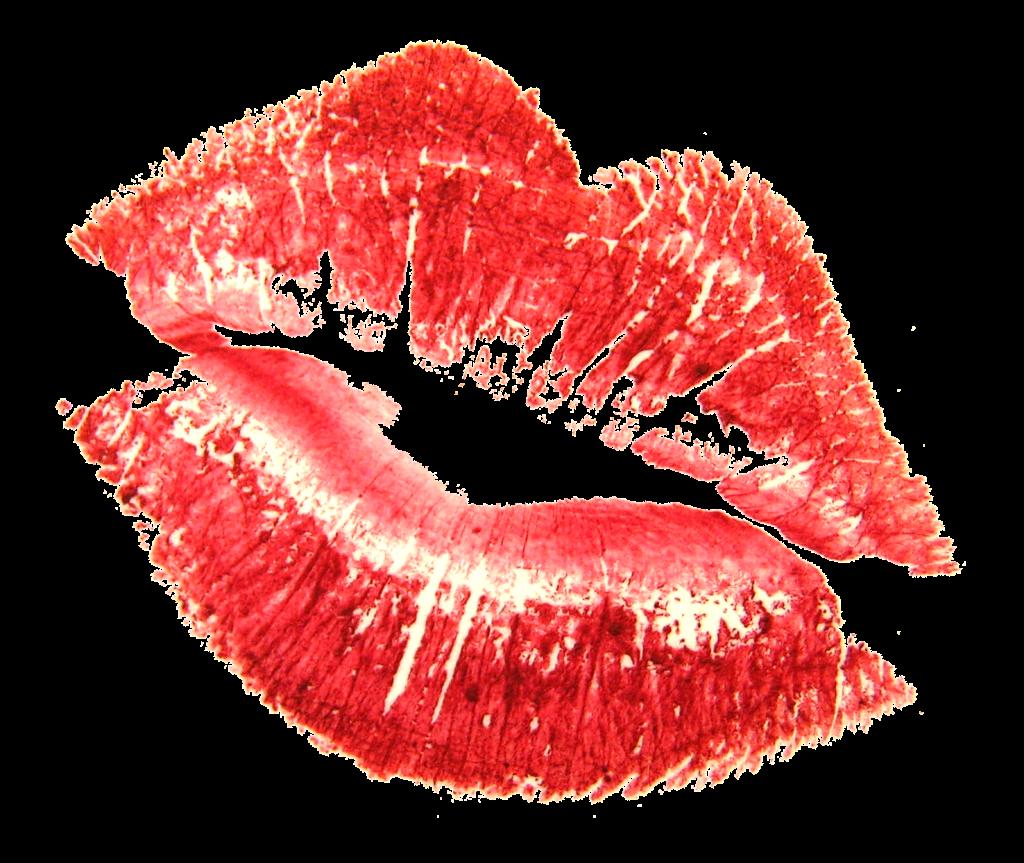 Поцелуй картинка губы, днем рождения для
