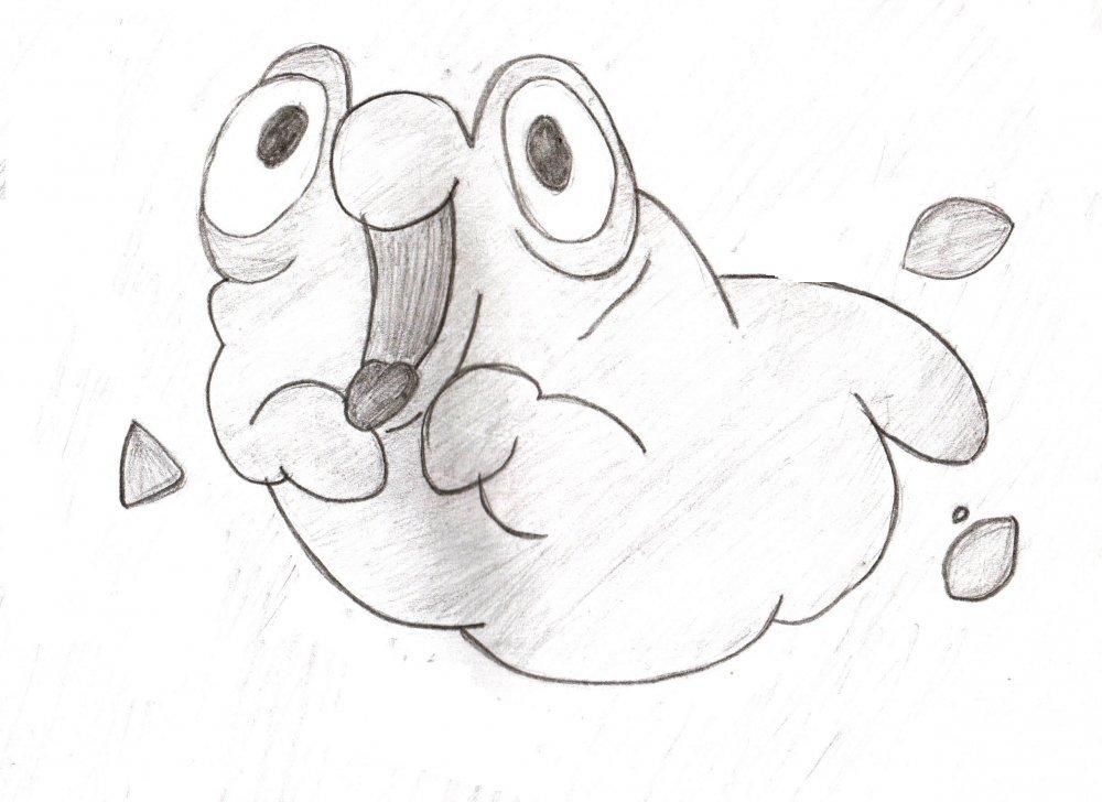 Годовщиной, прикольные рисунки карандашом для начинающих самые легкие красивые