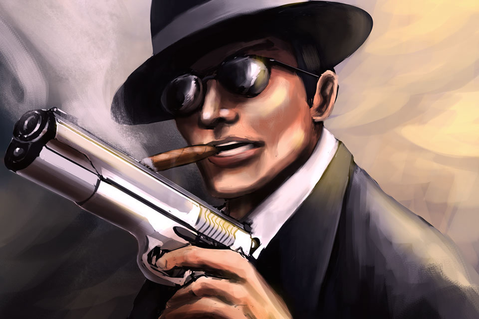 Картинки на аву вк гангстеры