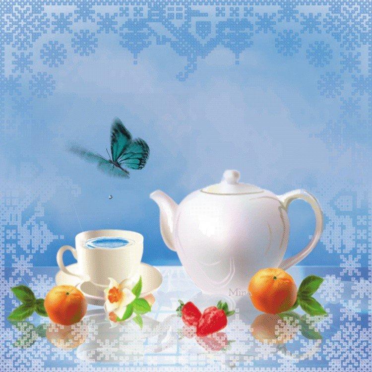 Открытки с добрым утром живые позитивные