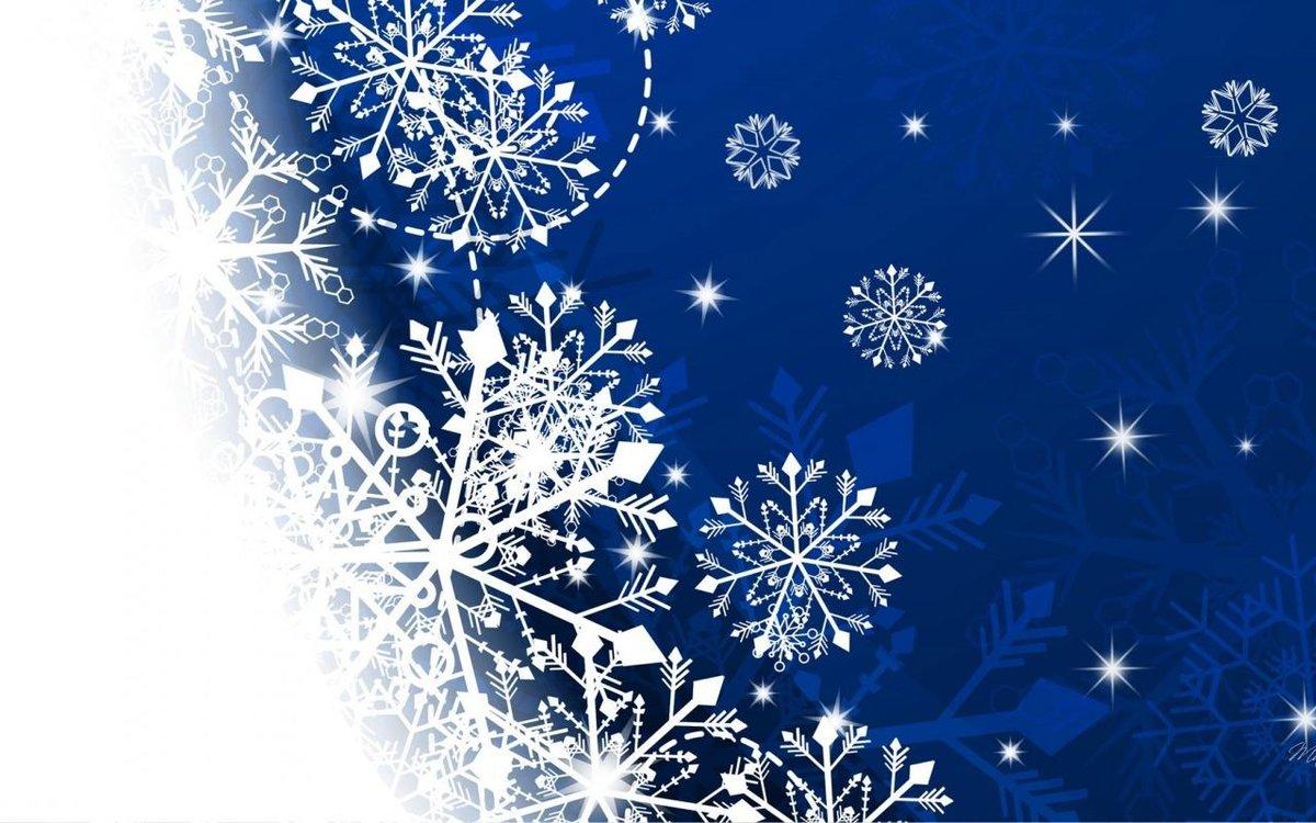 открытка зима снежинка втором этаже