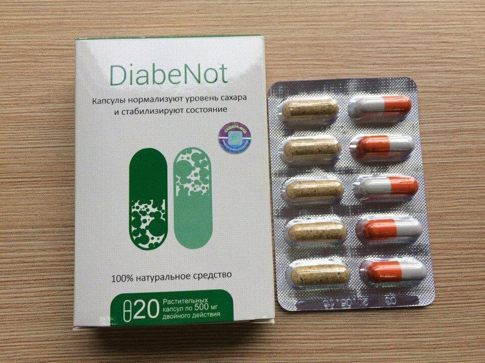 DiabeNot от диабета в Кременчуге