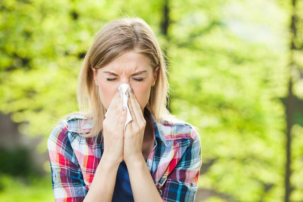 Картинки аллергического ринита