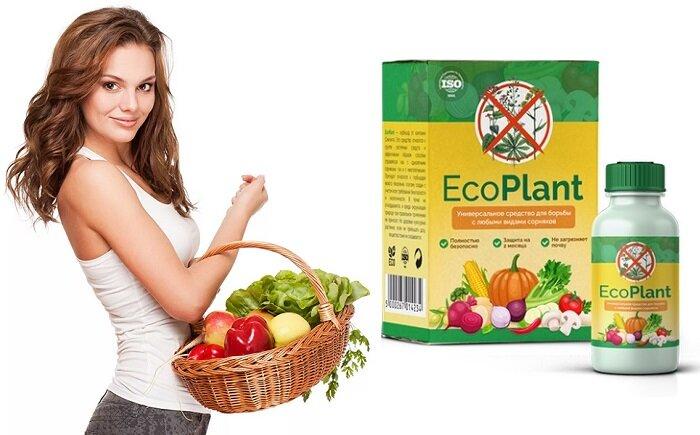 Eco Plant мощнейшее против сорняков в Норильске