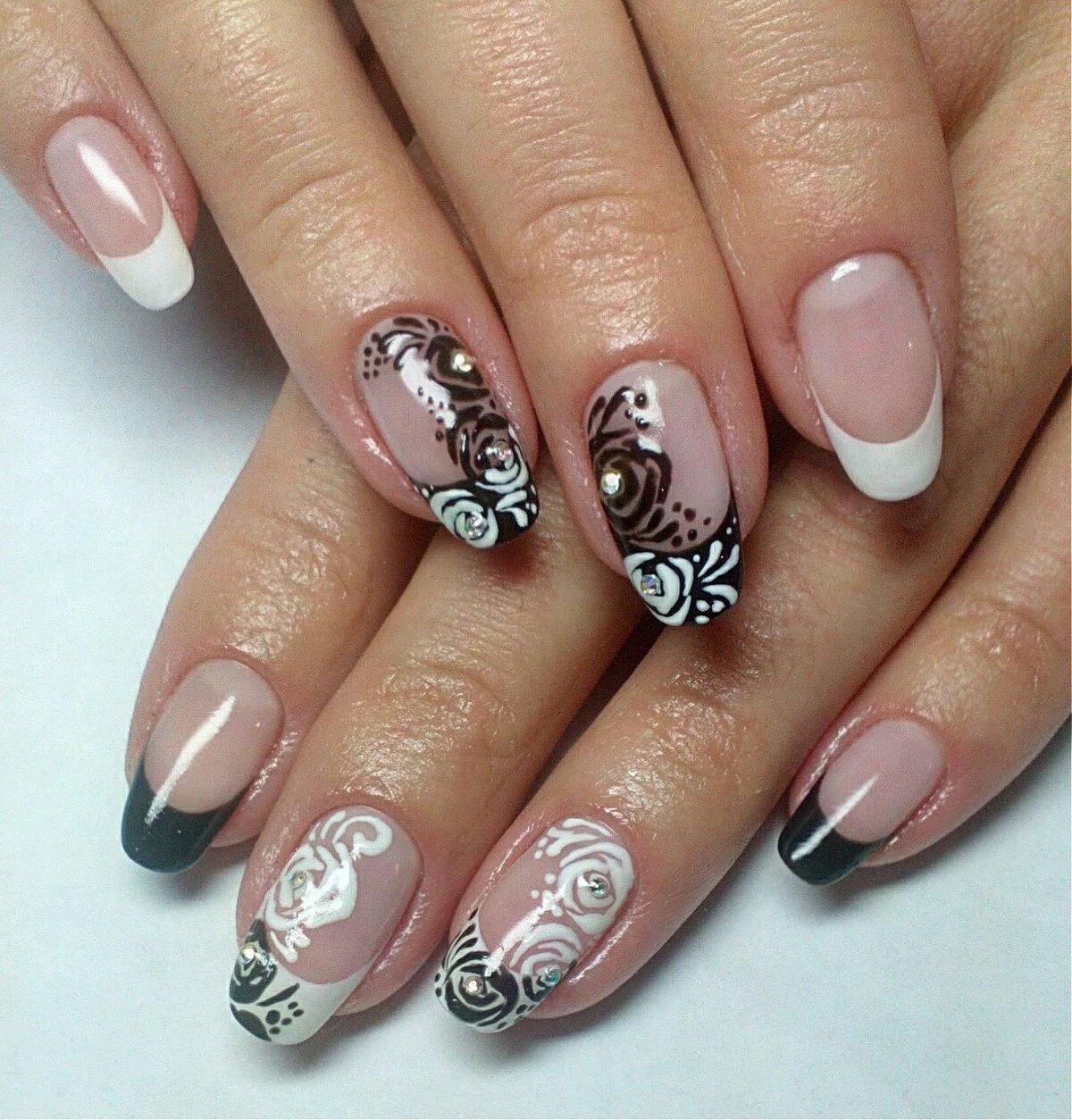 Дизайн ногтей узоры и картинки