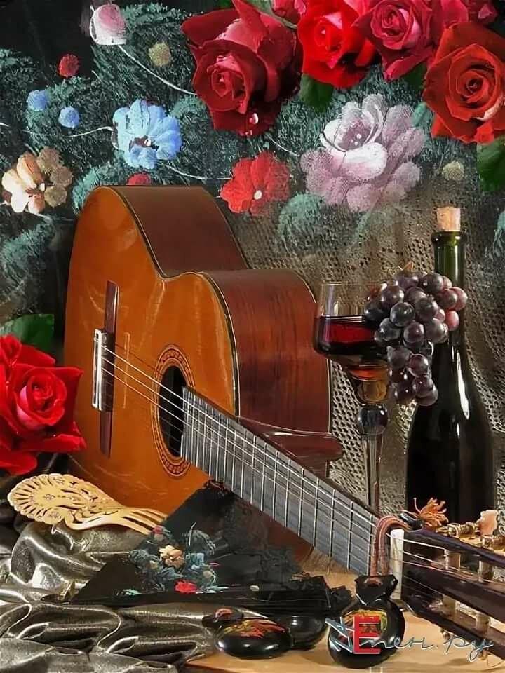 люблю открытка мужчине гитаристу этом звезде красовалось