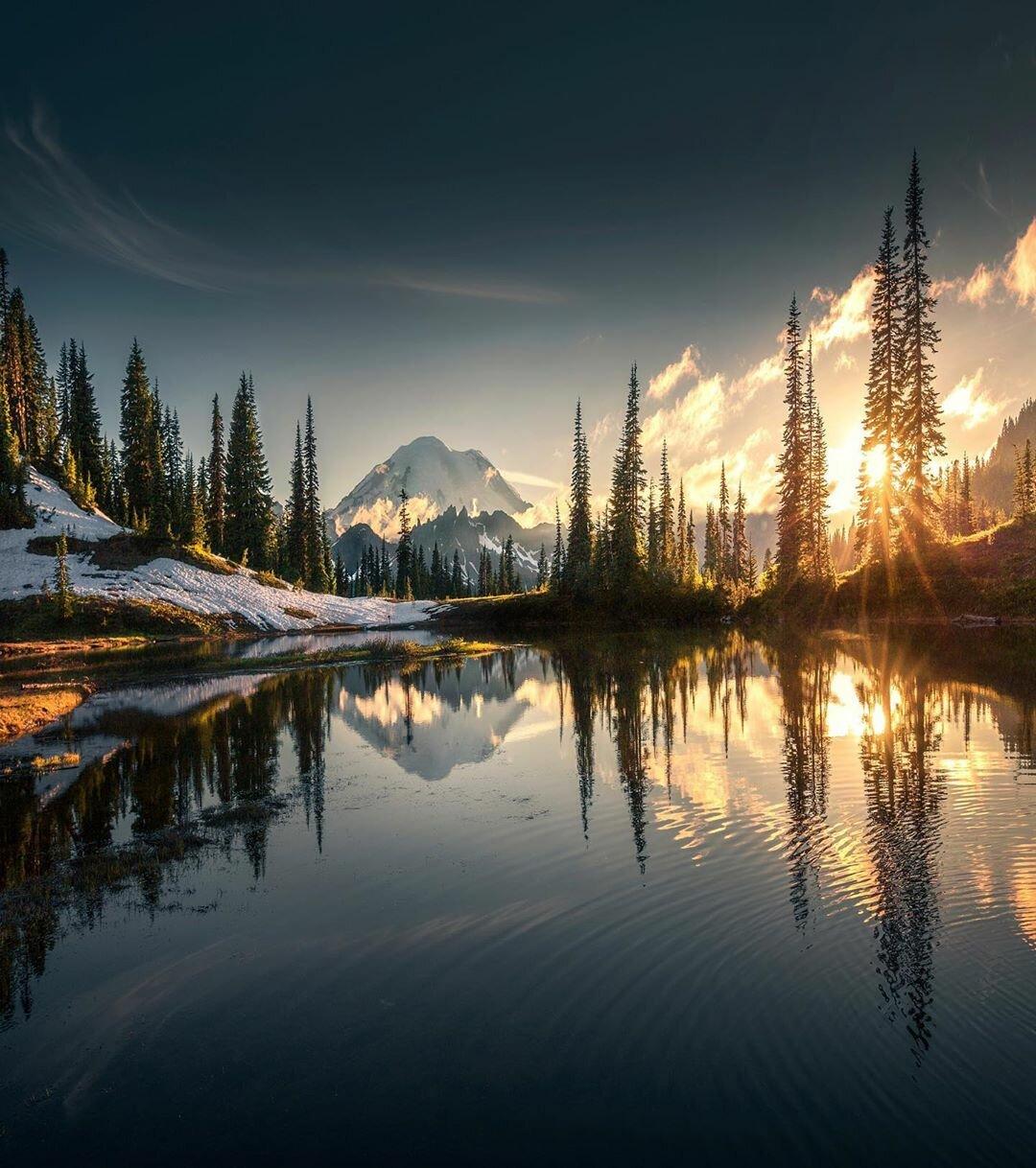 основы пейзажной фотографии только без