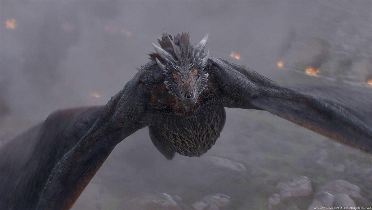 Картинки дракон игры престолов