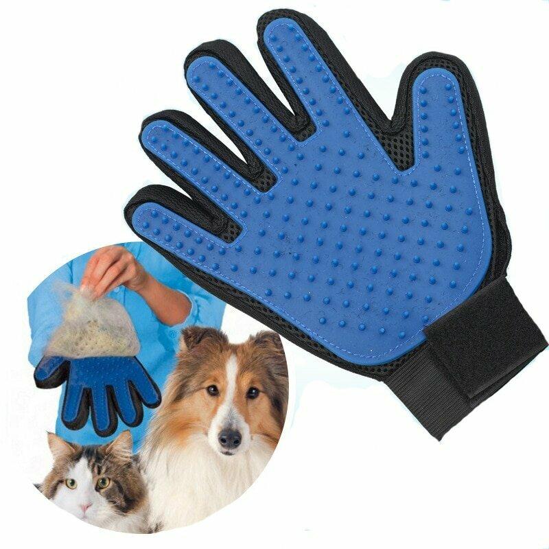 Перчатка для расчеcки шерсти животных в Междуреченске
