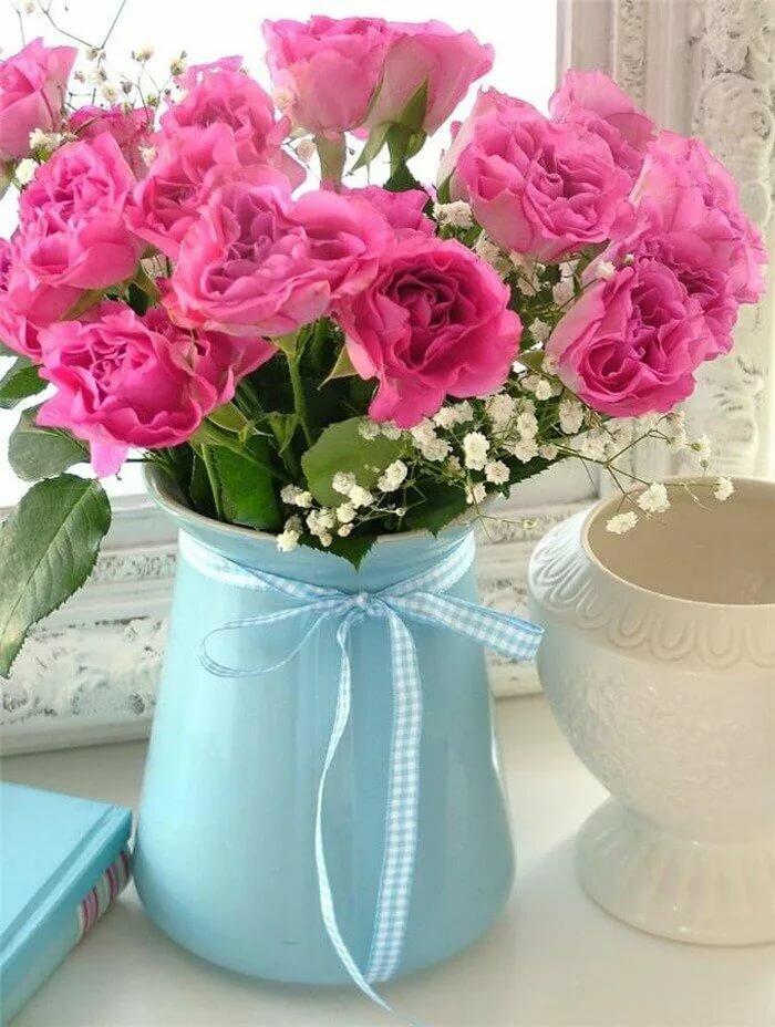 повторюсь, это день рождения цветы в вазе картинки пятиэтажный