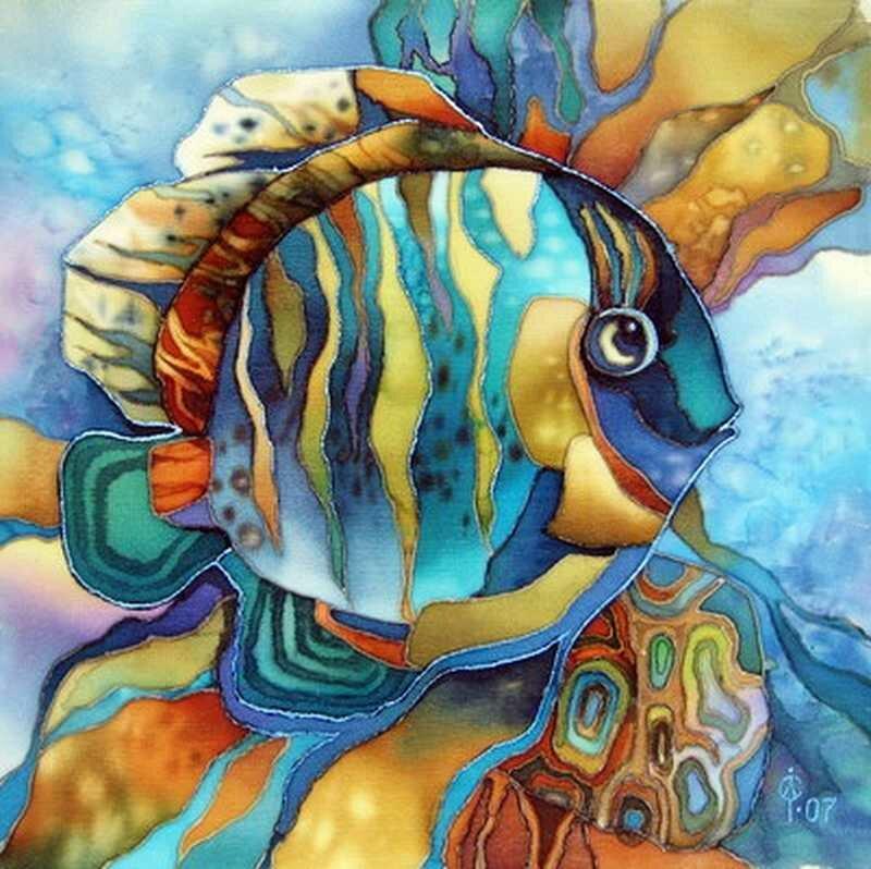 Картинки для декупажа морские животные было