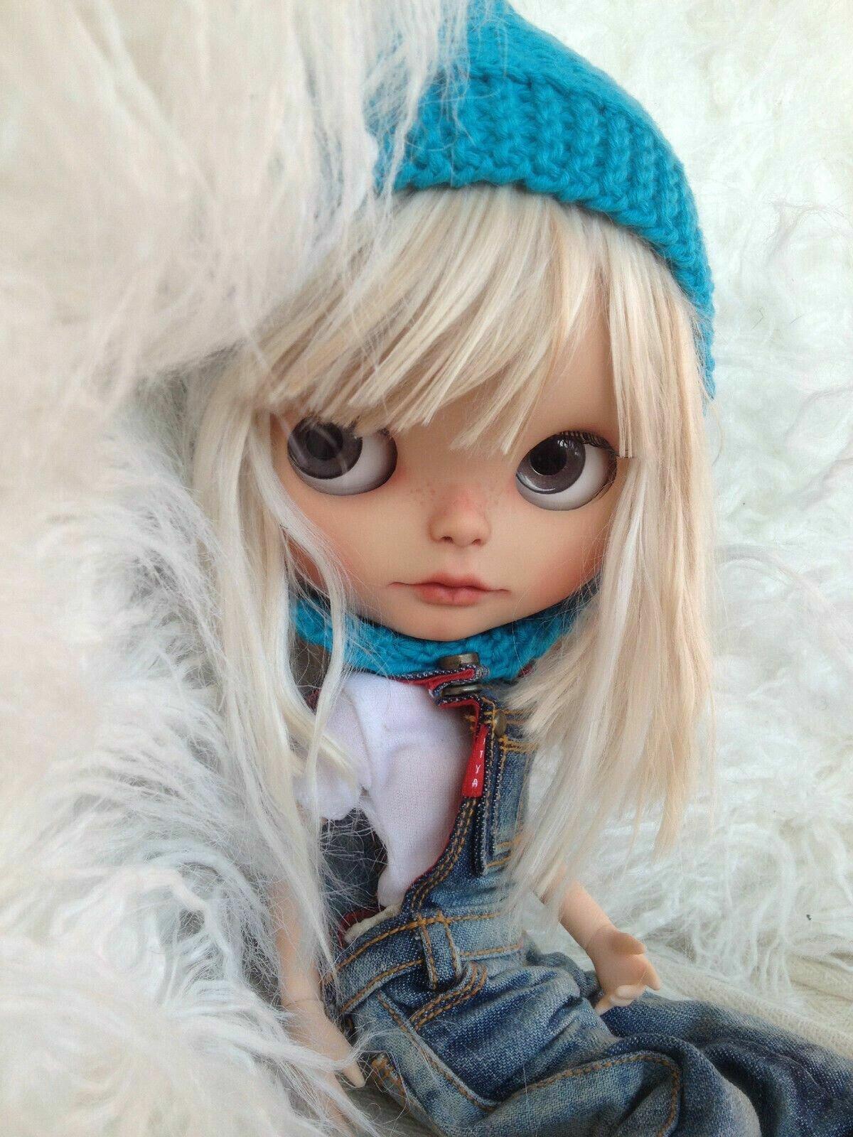 Картинка блондинки куклы