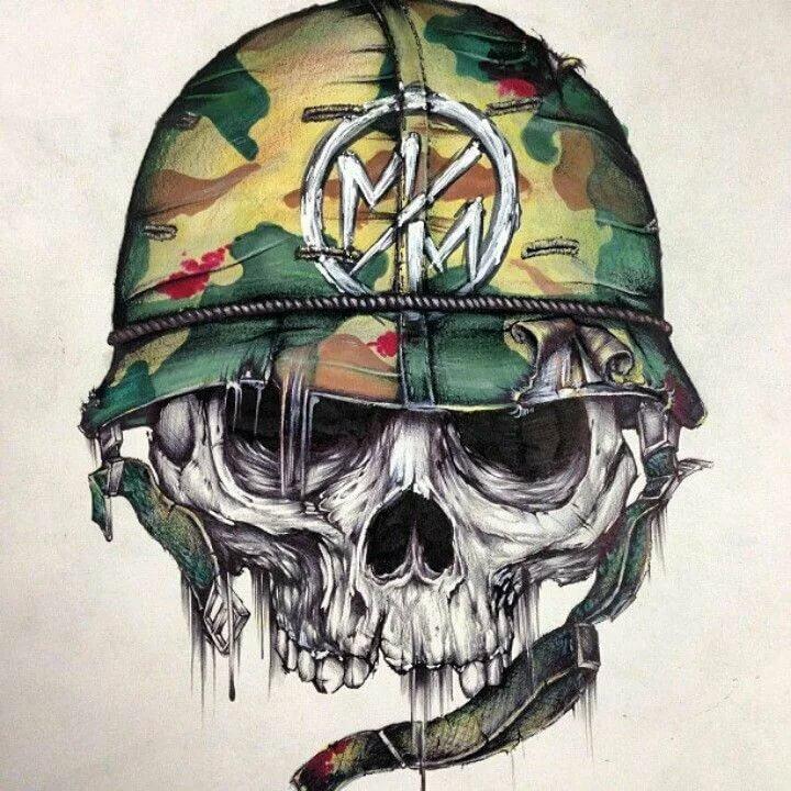 задача картинки солдата с черепом песню блатной удар