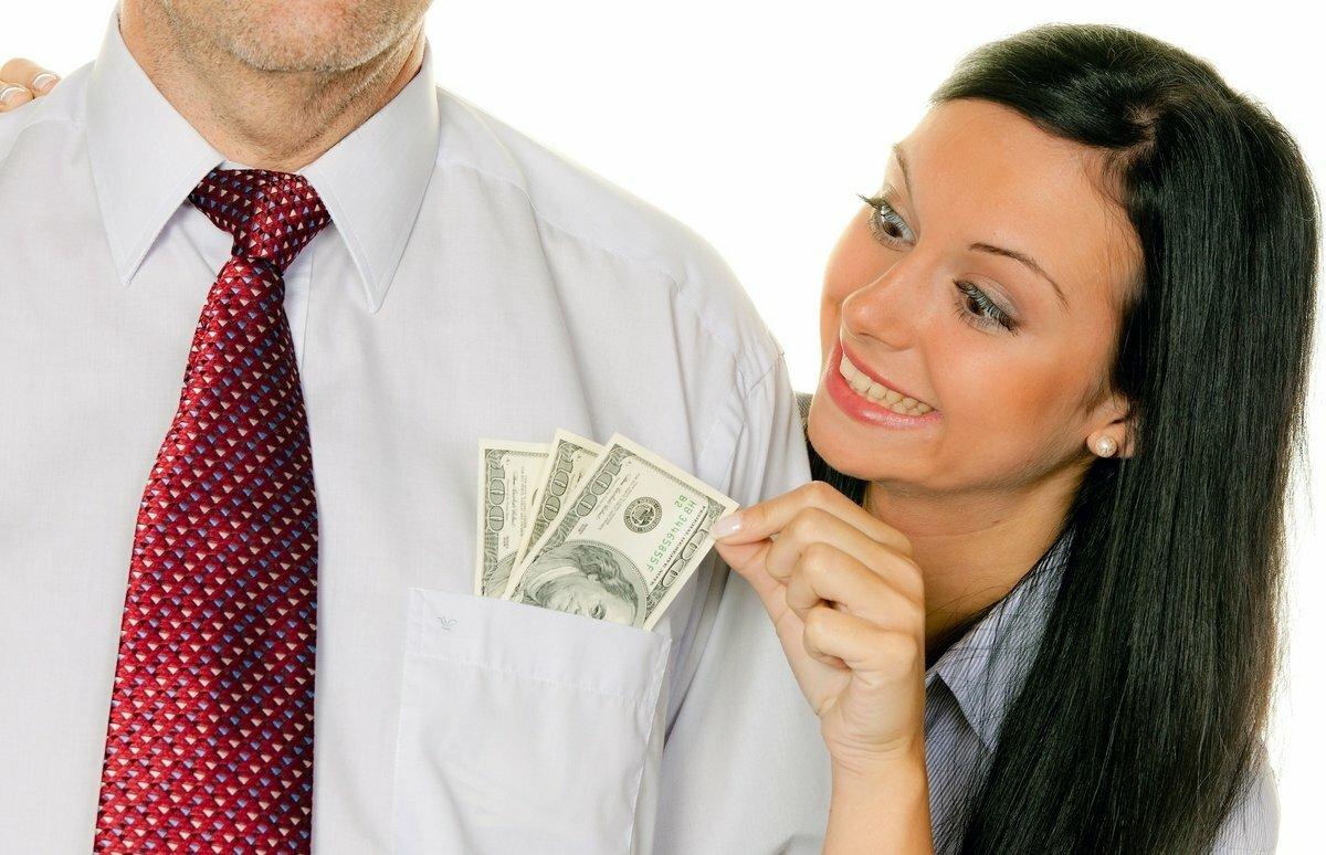 Жена за деньги фото — photo 6