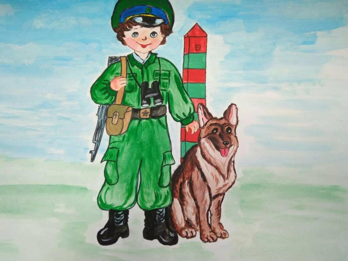 день защитника отечества рисунки проекты домов