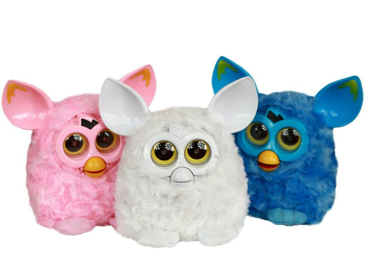 Интерактивная развивающая игрушка Furby в Волгограде