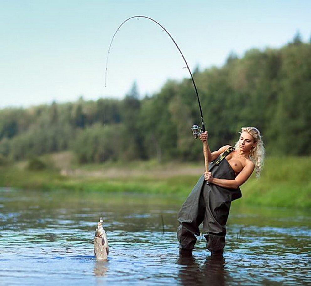 некоторые картинки на телефон рыбалка приколы рыжая