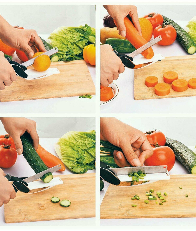 Умный нож Clever Cutter в Керчи