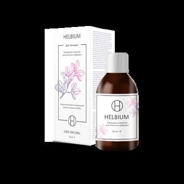 Helbium для женского здоровья в Новомосковске
