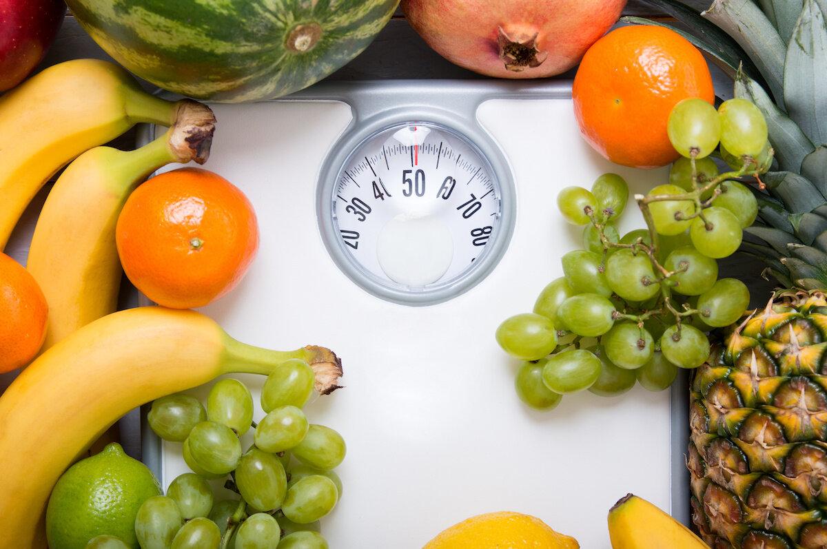 от каких фруктов худеют быстро
