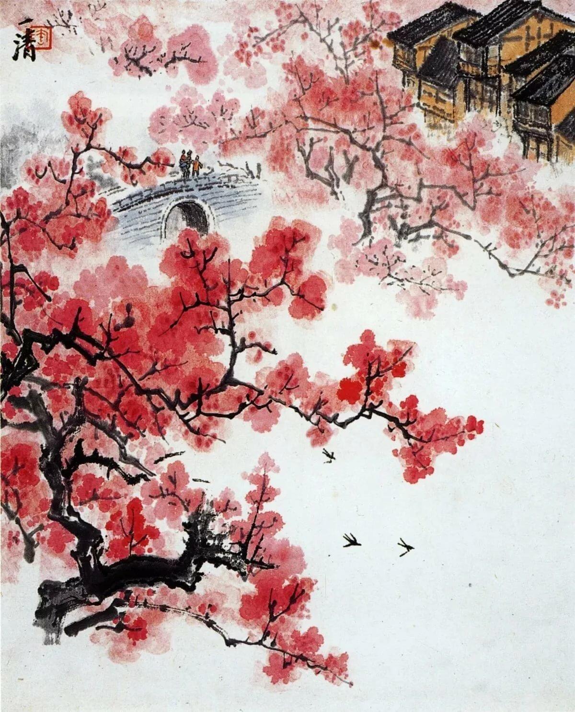 Корея рисунки для рисования картины