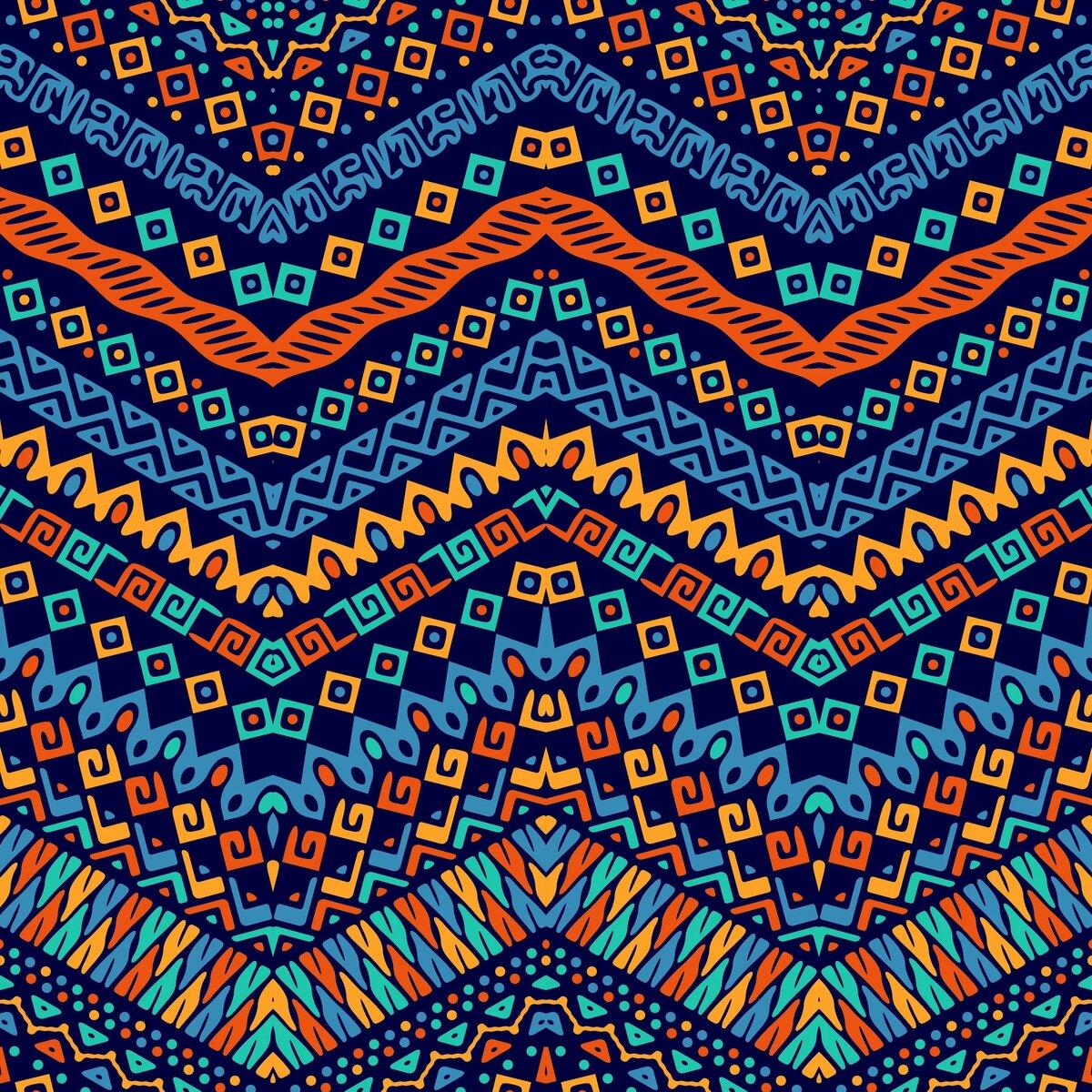 Мексиканский орнамент картинки