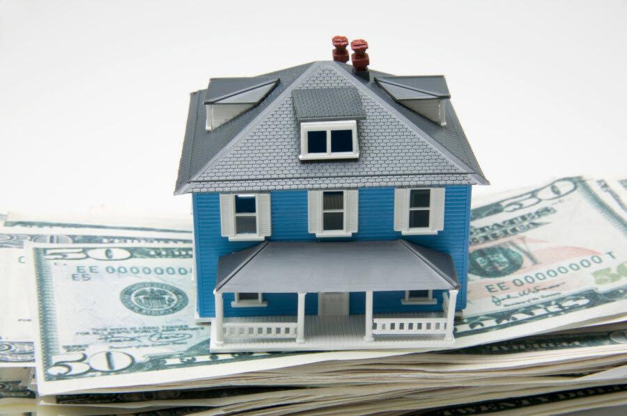 залог объектов недвижимости
