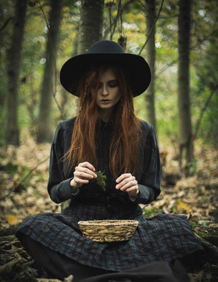сушку картинки в виде ведьмы внешность