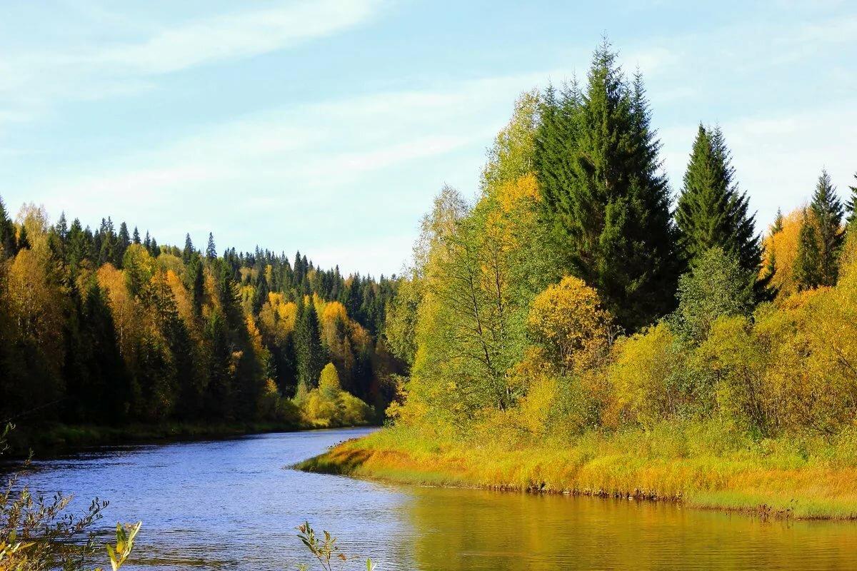 Фото природы удмуртии осенью