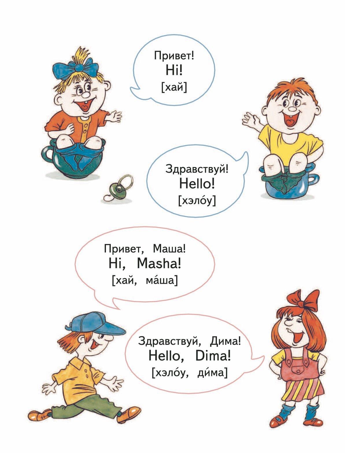 Картинки в английском языке