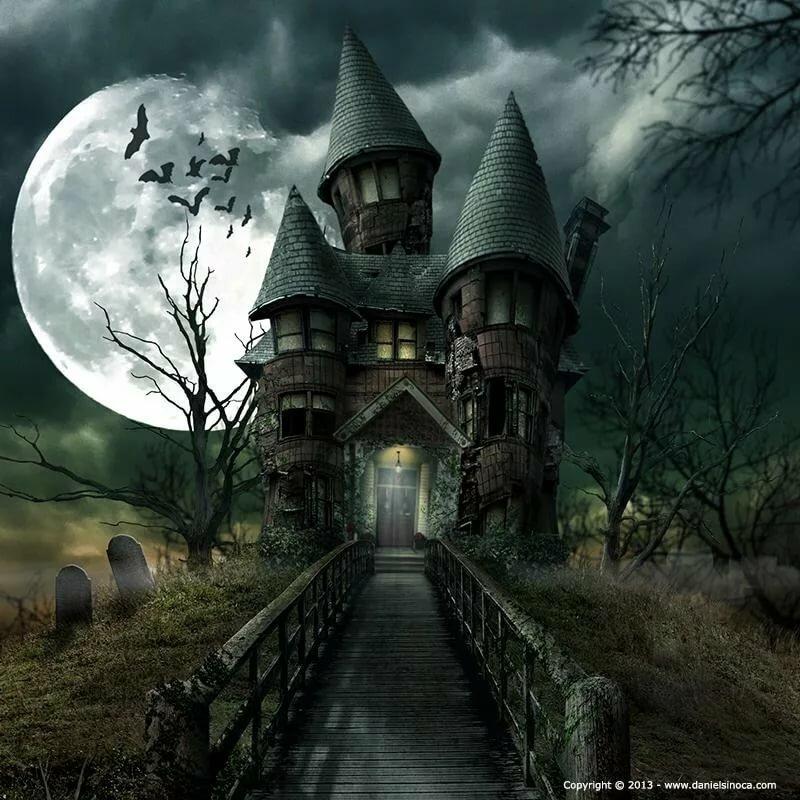 замок ведьм картинки отдыха возле ерика