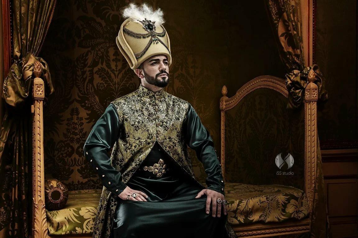 Поздравления турецкого султана