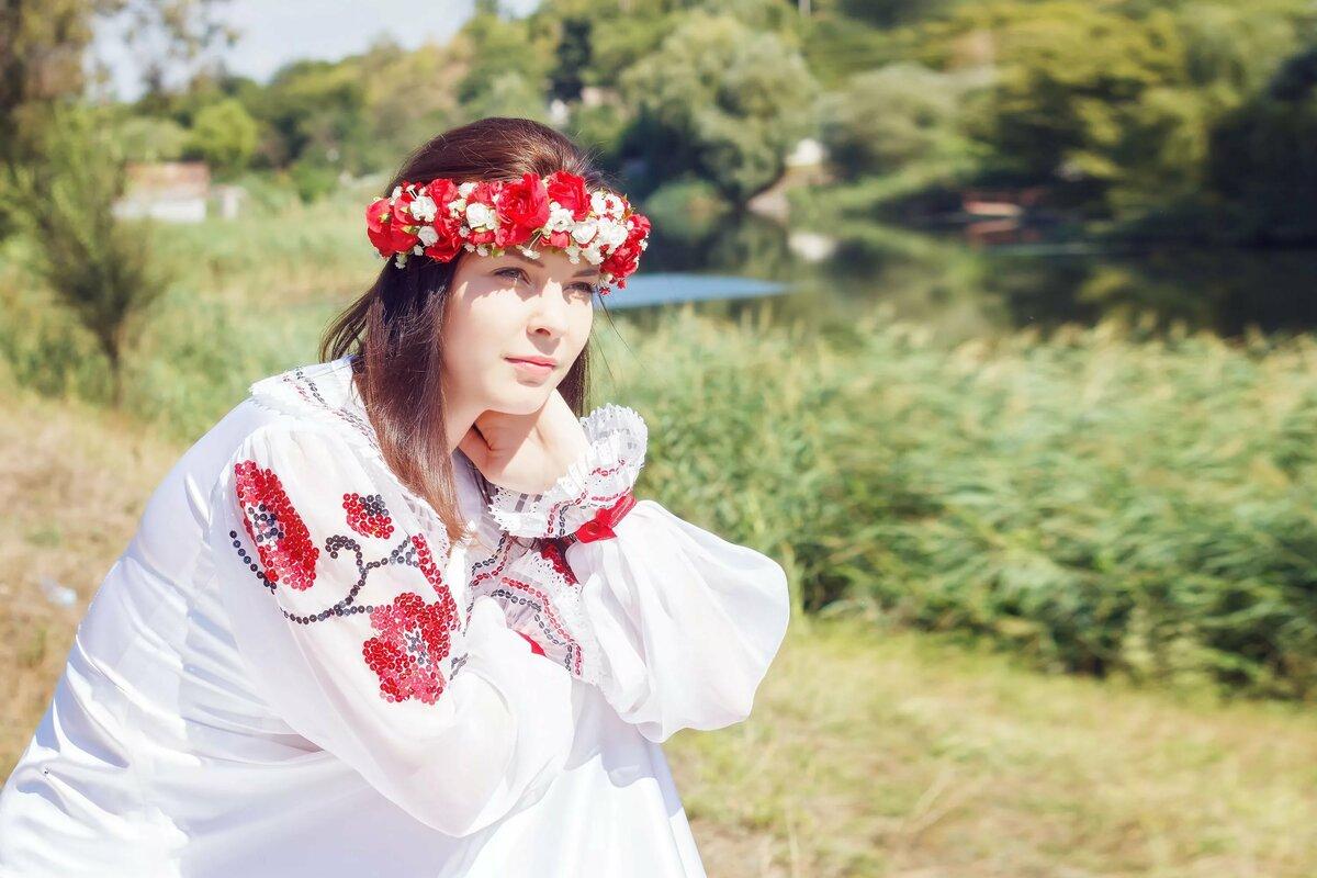 Для, картинки украиночки