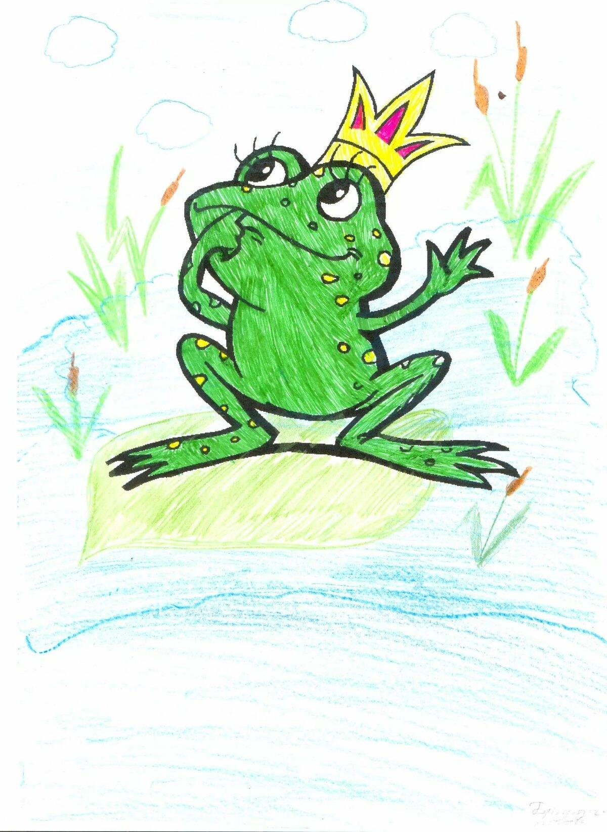 Картинки царевны лягушки
