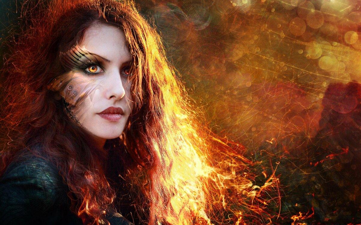 ведьмы в гневе картинки простая полностью черная