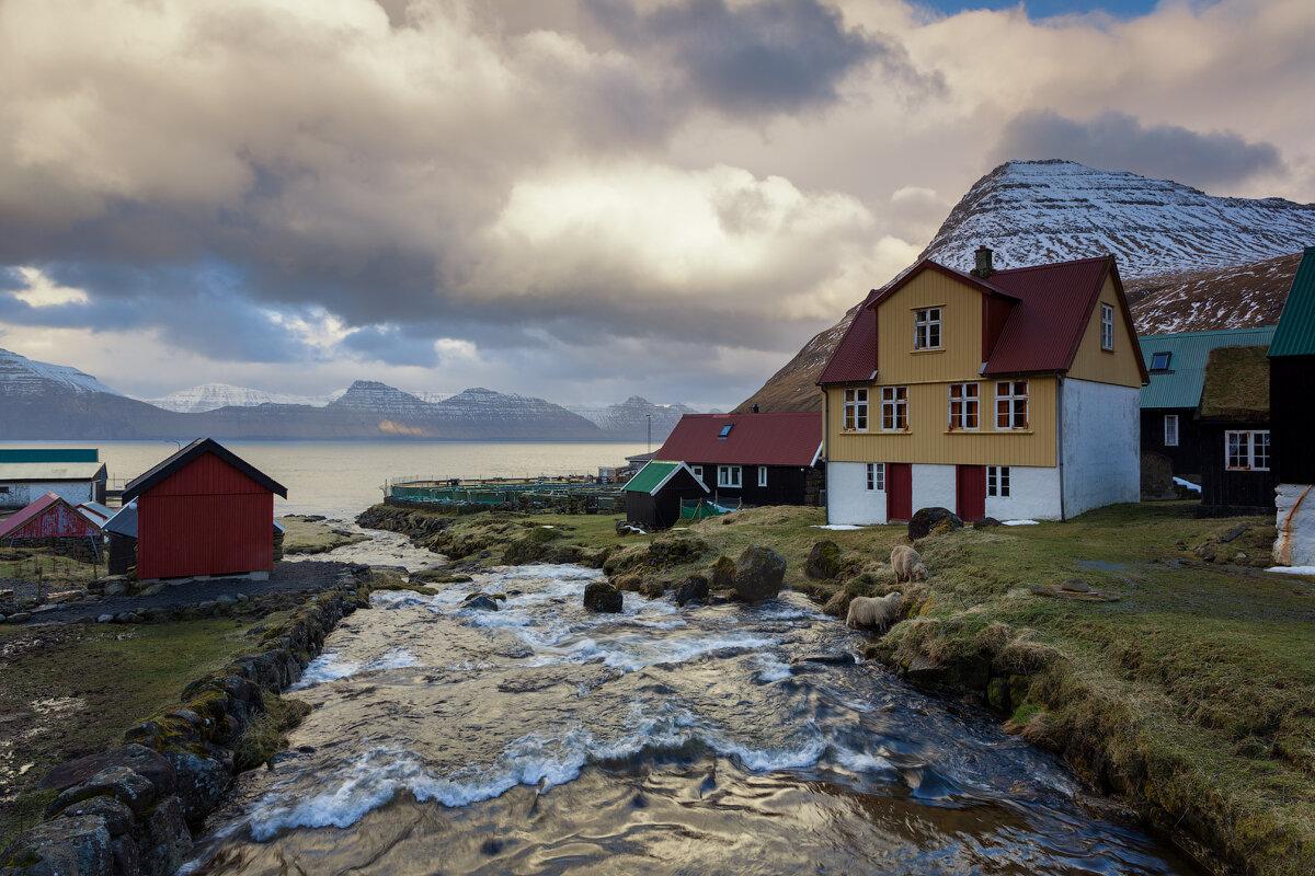 Картинки фарерские острова