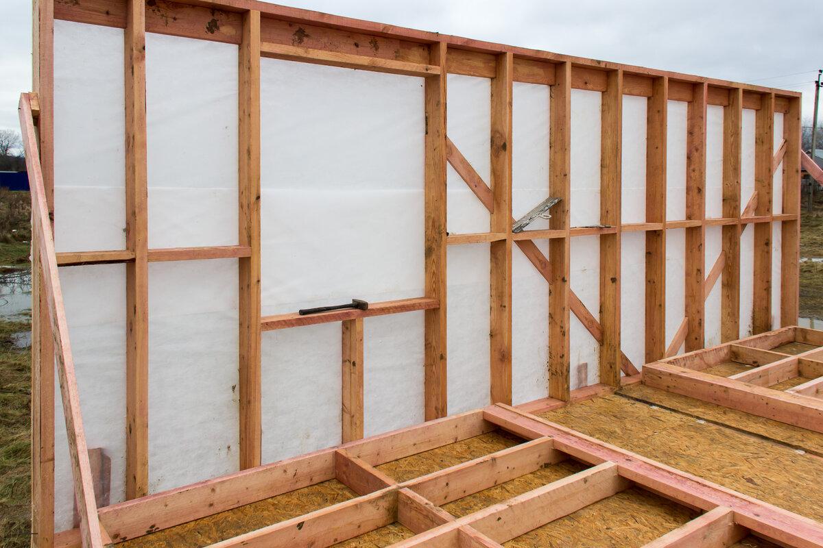 пермском крае строим сами каркасный дом фотоотчет автоклаве домашний стандарт