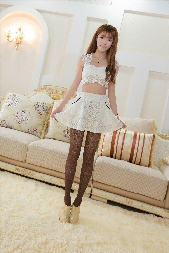 китаянки в кружевных мини юбки длинные ноги красиво - 10