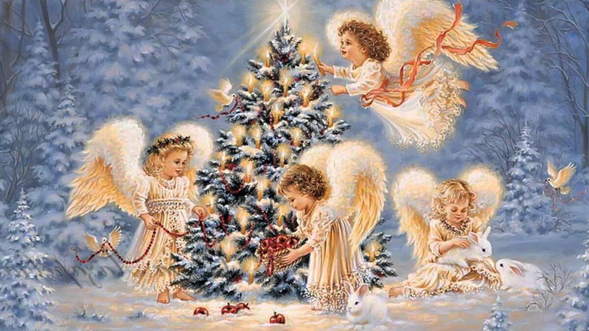 Года, картинки красивые к рождеству