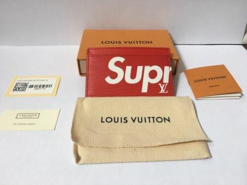 Портмоне Supreme от Louis Vuitton. Клатч LV - ценa, где купить Официальный  сайт https cf61dbfd35e
