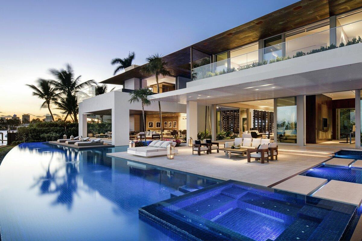 фото самых красивых домов у моря брата, несколько